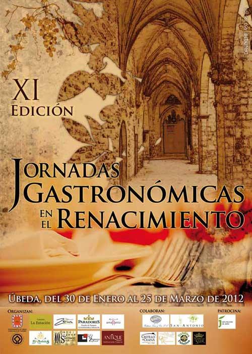 XI Edición Jornadas Gastronómicas en el Renacimiento