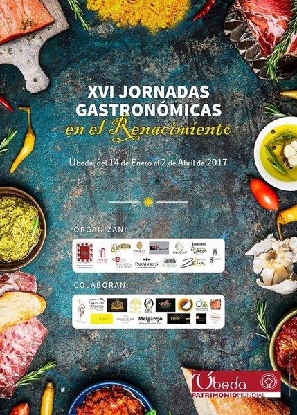XVI Edición Jornadas Gastronómicas en el Renacimiento
